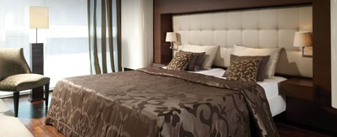 Curtains and Bedspreads for hotels e resorts